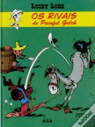 Lucky Luke - Os Rivais de Painful Gulch