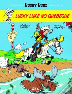 Wook.pt - Lucky Luke no Quebeque