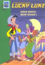Lucky Luke T.3 ; Gros Bisous Mon Bison