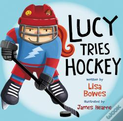 Wook.pt - Lucy Tries Hockey