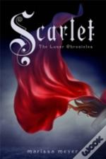 Lunar Chronicles Scarlet