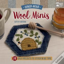 Wook.pt - Lunch-Hour Wool Minis