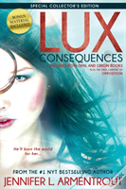 Wook.pt - Lux: Consequences (Opal And Origin)