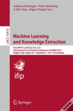 Wook.pt - Machine Learning And Knowledge Extraction