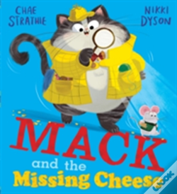 Wook.pt - Mack And The Missing Cheese