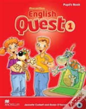 Macmillan English Quest Pupil'S Book Pack Level 1
