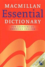 Macmillan Essential Dictionaryamerican Edition