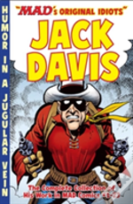 Mad Art Of Jack Davis The Complete Collection Of His Work From Mad Comics #1-23 Tp