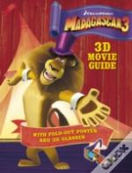 Madagascar 3: 3d Guide With Poster And Glasses