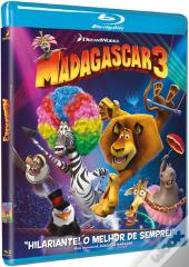 Madagáscar 3 (Blu-Ray)