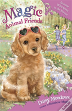 Wook.pt - Magic Animal Friends: Jasmine Whizzpaws' Rescue Race