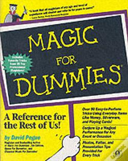 Wook.pt - Magic For Dummies