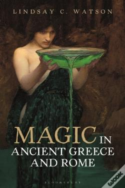 Wook.pt - Magic In Ancient Greece And Rome