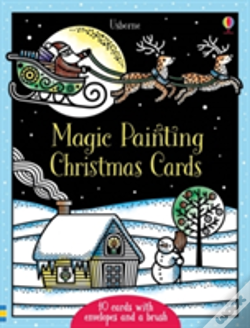 Wook.pt - Magic Painting Christmas Cards