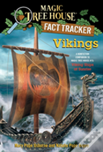 Magic Tree House Fact Tracker 33 Vikings