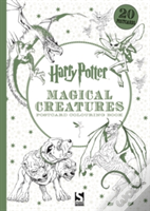 Magical Creatures Postcard