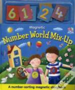 Magnetic Number World Mix-Up