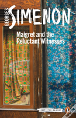 Wook.pt - Maigret And The Reluctant Witness