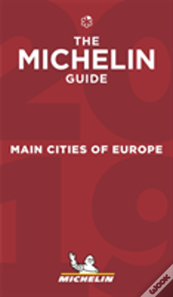 Wook.pt - Main Cities Of Europe 2018 The Michelin Guide