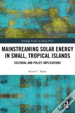 Mainstreaming Solar Energy In Small, Tropical Islands