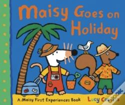 Wook.pt - Maisy Goes On Holiday