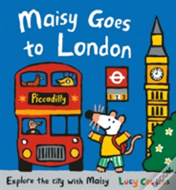 Wook.pt - Maisy Goes To London