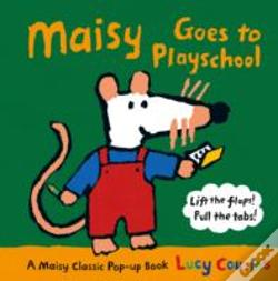 Wook.pt - Maisy Goes To Playschool