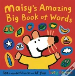 Wook.pt - Maisys Amazing Big Book Of Words
