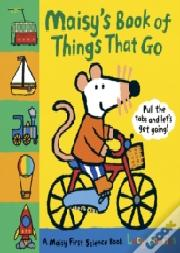 Maisy'S Book Of Things That Go