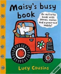 Wook.pt - Maisy'S Busy Book