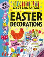 Make And Colour Easter Decorations
