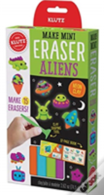 Make Mini Eraser Aliens