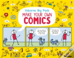 Wook.pt - Make Your Own Comic Strip Pad
