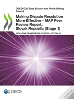 Wook.pt - Making Dispute Resolution More Effective - Map Peer Review Report, Slovak Republic (Stage 1)