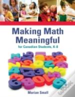 Making Math Meaningful For Canadian Stud