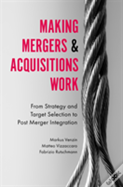Wook.pt - Making Mergers And Acquisitions Work