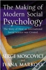 Making Of Modern Social Psychology