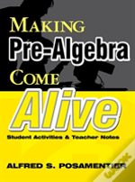 Making Pre-Algebra Come Alive