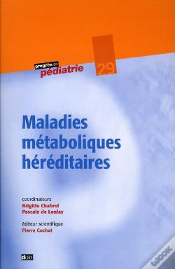 Wook.pt - Maladies Metaboliques Hereditaires