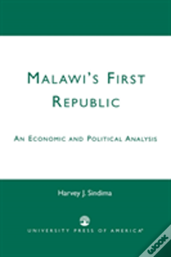 Wook.pt - Malawi'S First Republic