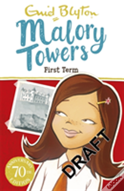 Wook.pt - Malory Towers 01 First Term