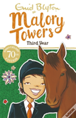 Wook.pt - Malory Towers 03 Third Year