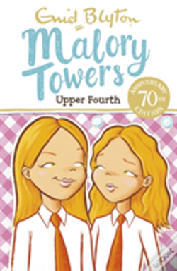 Wook.pt - Malory Towers 04 Upper Fourth