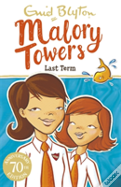 Wook.pt - Malory Towers 06 Last Term