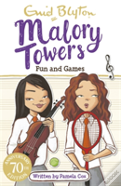 Wook.pt - Malory Towers 10 Fun And Games