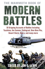 Mammoth Book Of Modern Battles