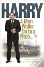 Man Walks On To A Pitch