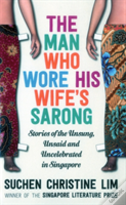 Wook.pt - Man Who Wore His Wifes Sarong