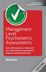 Management And Graduate Level Psychometric Assessments