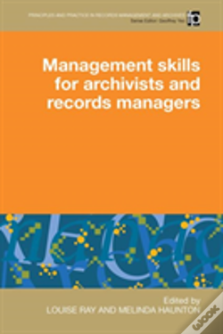 Wook.pt - Management Skills For Archivists And Records Managers